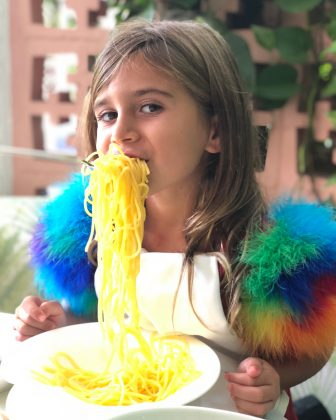 We've never related to a 7-year-old this much. (Photo: Instagram)