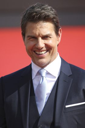The director didn't who those alternates were and who he would've paired Tom Cruise with. (Photo: WENN)