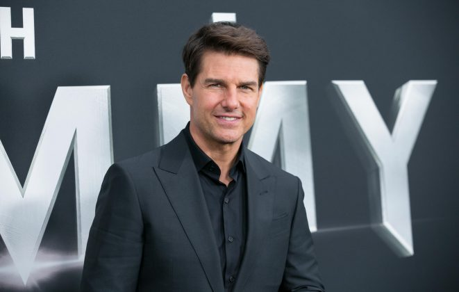 Tom Cruise could've starred in Once Upon a Time in Hollywood. (Photo: WENN)