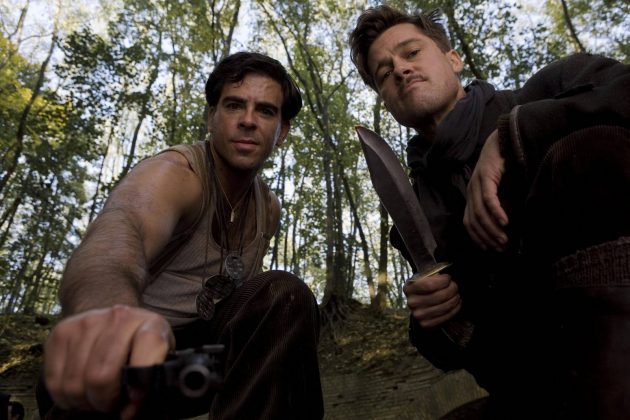 """The director collaborated in Brad Pitt in """"Inglorious Basterds."""" (Photo: Release)"""