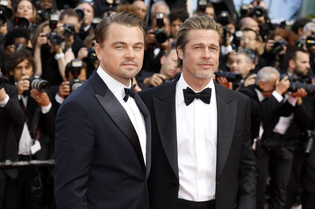 """Had Pitt and DiCaprio not been available, Quentin said: """"I had maybe eight different pairing of actor that could go together in a realistic way in this kind of situation."""" (Photo: WENN)"""