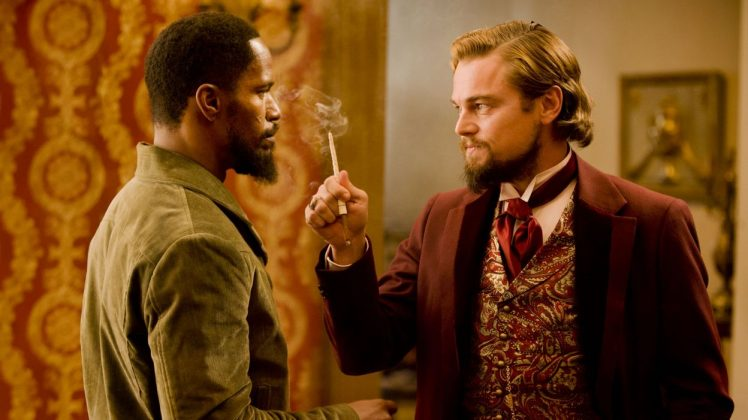 Tarantino had previously worked with DiCaprio in Django Unchained. (Photo: Release)