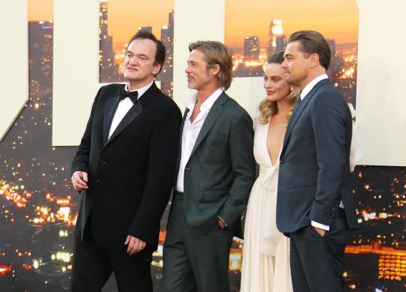 Once Upon a Time in Hollywood is Quentin Tarantino's ninth film. (Photo: WENN)