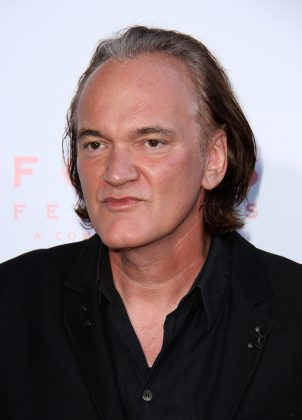 Quentin Tarantino said he did talk to the actor about joining the film. (Photo: WENN)