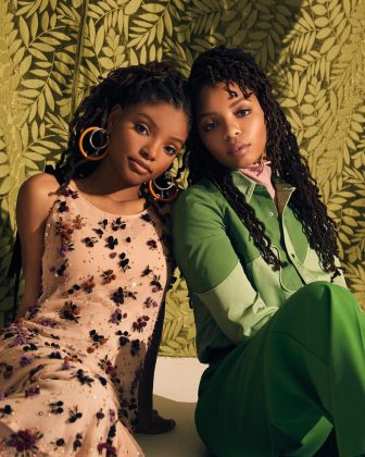 "She is in a singing duo with her sister called ""Chloe x Halle."" The pair found success with their cover of ""Pretty Hurts"" by Beyoncé. They've earned 2 Grammy nominations. (Photo: Instagram)"