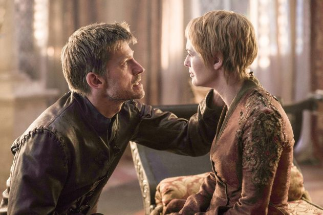 Because he's a hopeless romantic. Sure, his incestuous love for Cersei often made him do some of the most despicable things on the show. But oh, the things one does for love! (Photo: Release)