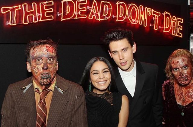 Never thought I'd be jealous of a zombi. (Photo: Instagram)