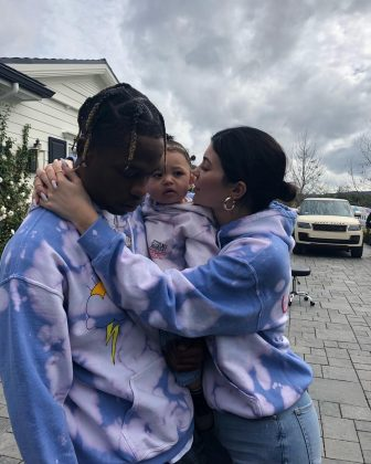Could their Stormi outfit be any cuter? (Photo: Instagram)