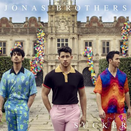 "He made an epic comeback with his Jonas Brothers as they released their single ""Sucker"". (Photo: Instagram)"