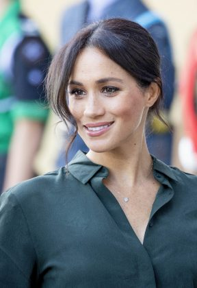Members of the British royal family aren't supposed to voice political opinions. However, Meghan has proudly declared herself a feminist and pro-choice. (Photo: WENN)