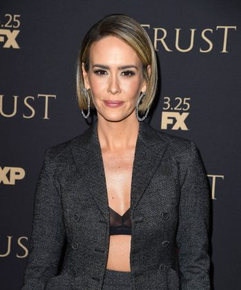 """American Crime Story"" veteran Sarah Paulson will play Linda Tripp. (Photo: WENN)"