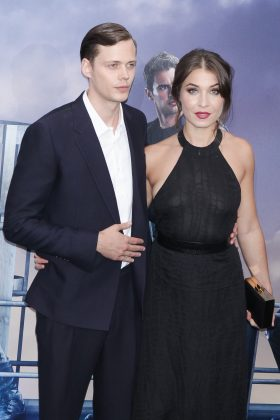 Despite being uber private, it is well-known that Bill's been dating fellow Swedish actress girlfriend Alida Morberg since 2016. They even have a daughter together! (Photo: WENN)