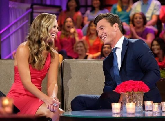 He almost dropper out of The Bachelorette. Tyler's dad was in coma before he joined the show. He decided to continue as his father is a big fan of the series. (Photo: Instagram)