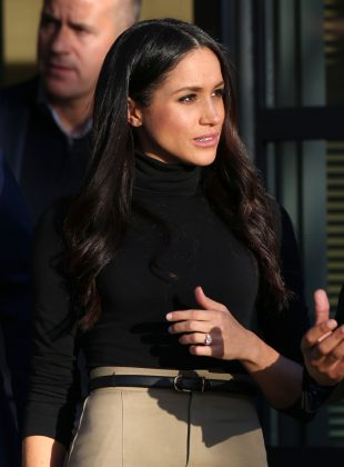 According to Vanity Fair expert, Baby Archie's godmother was present at the launch event for Meghan Markle's new clothing line for the charity Smart Works. (Photo: WENN)