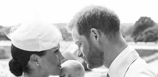 The secret identity of Baby Archie's godmother has finally been revealed. (Photo: Instagram)