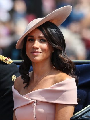 According to reports, May helped Markle adjust to her new life in the U.K. (Photo: WENN)