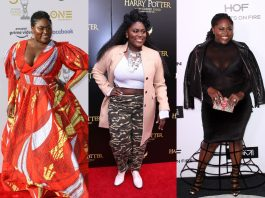 In honor of her 30th birthday, we look back at 10 of Danielle Brooks' best red carpet looks. (Photo: WENN)