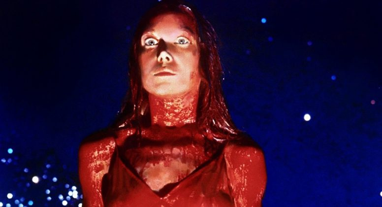 """Carrie,"" the very first King adaptation, is still, rather impressively, one of the best. The movie captures the evils of the then experience and religious oppression powerfully. (Photo: Release)"