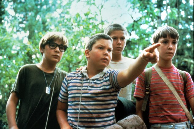 """Stan By Me"" might ass well be called ""Nostalgia: The Movie."" A beautiful story about a group of kids hiking to find a dead body and becoming young men in the process. (Photo: Release)"