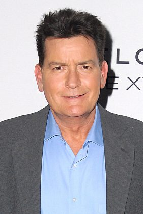 Charlie Sheen has made a nice hustle with his video messages going for $550. (Photo: WENN)