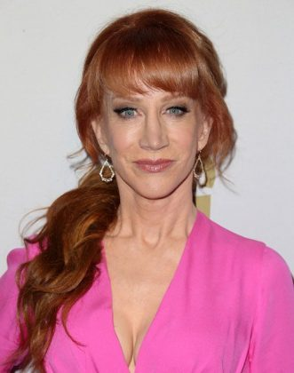 The disgraced Kathy Griffin doesn't come cheap at $499 for just one video. (Photo: WENN)
