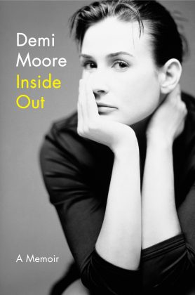 The actress confession is part of her upcoming memoir, Inside Out. (Photo: WENN)