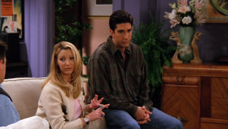 """""""He's her lobster"""" is the revelations that keeps you from losing faith when you keep breaking up and getting back together with that one guy. You'll figure it out eventually! (Photo: Release)"""