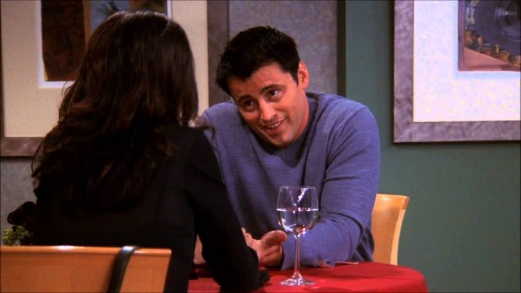 """""""Joey doesn't share food"""" has protected us from those who order salads and then try to pinch your chips since 2004. (Photo: Release)"""
