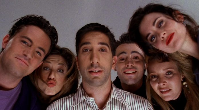 The series might have aired for the first time 25 years ago, but even so, we're still quoting our favorite Friends catchphrases. (Photo: Release)