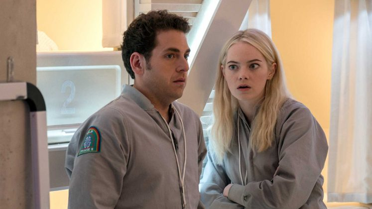 "Jonah Hill's last big project was Netflix's sci-fi miniseries ""Maniac."" (Photo: Release)"