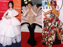 In honor of her 27th birthday, let's take a look at 10 of Cardi B's best red carpet looks as her style reign continues. (Photo: WENN)