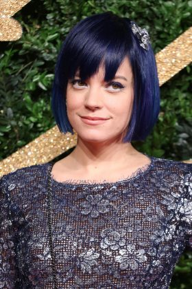 Rumors about Lily Allen and David Harbour began to swirl around back in August, after their theatre date in London. (Photo: WENN)