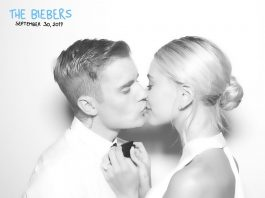 So happy Justin decided not to wear that banana suit for his wedding day! (Photo: Instagram)