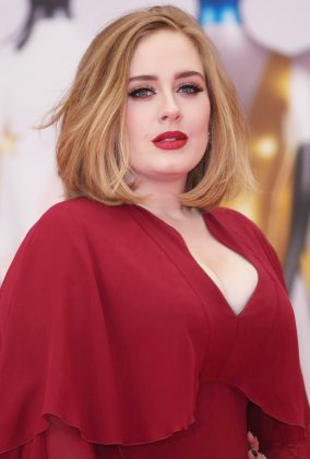 It's been reported that Adele is working on her new studio album. (Photo: WENN)