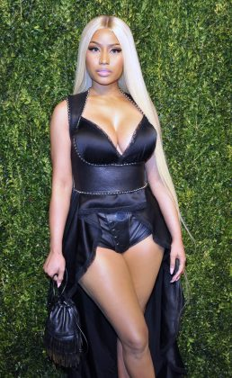 Just a month ago, Nicki Minaj announced she'd be retiring from music. (Photo: WENN)