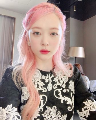 Choi Jin-ri, better known as Sulli, was born March 29, 1994 in Yangsan, South Korean. She was 25 at the time of her tragic death. (Photo: Instagram)