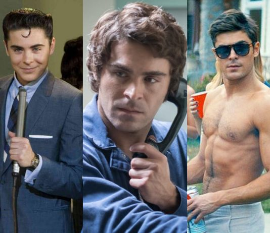 Which are Zac Efron's best roles? In honor of his 32nd birthday, here's a complete rundown of his best (or shall we say least bad?) movies. (Photo: Release)