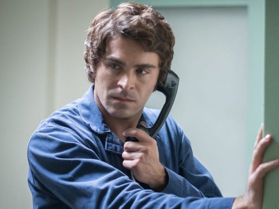 "Zac Efron plays Ted Bundy in ""Extremely Wicked, Shockingly Evil and Vile,"" a movie about the infamous serial killer and his long-time girlfriend, portrayed by Lily Collins. (Photo: Release)"