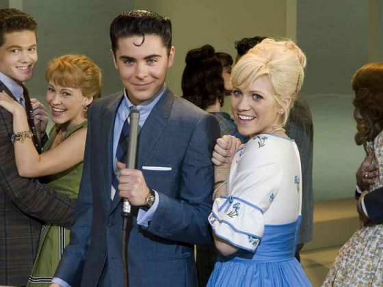 "Zac Efron starred in the musical ""Hairspray"" as TV heart-throb Link Larkin, a member of Tracy Turnblad's dream hit television program ""The Corny Collins Show."" (Photo: Release)"