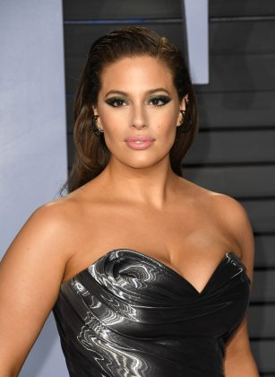 Ashley Graham thinks curvy models should be included in the annual fashion. And since she wasn't cast as a VS angel because of her size, she made her own wings in response. (Photo: WENN)
