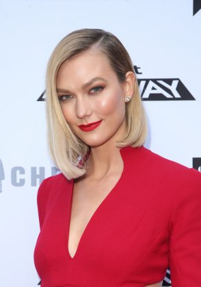 Karlie Kloss said she left Victoria's Secret because the message that the brand was sending to women about what it means to be beautiful didn't align with her principles. (Photo: WENN)