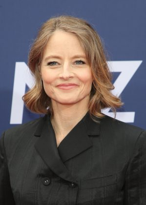 """Studios making bad content in order to appeal to the mases is like fracking… it's ruining the viewing habits of the American population.""—Jodie Foster. (Photo: WENN)"