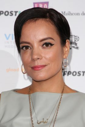 "Lily Allen took to Twitter to share her thoughts. ""Solidarity with Taylor here, this sounds awful, and people wonder why music hasn't had its #MeToo moment?"" (Photo: WENN)"