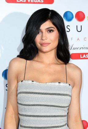 "On the heels of her split from Travis Scott Kylie and Drake have been rumored to be ""spending some time together,"" although many say they are just friends. (Photo: WENN)"