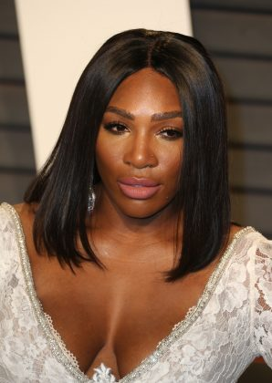 Serena Williams and Drake were rumored to be involved romantically after they were spotted on a dinning date. He was then seen cheering the tennis star on a match. (Photo: WENN)