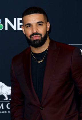 "Drake confirmed that Sophie Brussaux, a French artists and former adult film star,w as the mother of his son, Adonis, on the track ""March 14."" (Photo: WENN)"