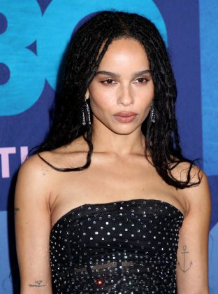 "Zoë Kravitz and Drake were rumored to be dating in 2015. However, she said that she was ""very flirtatious"" and that ""he's family"" to her. (Photo: WENN)"