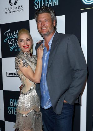 Gwen Stefani and Blake Shelton have been dating for nearly 4 years. (Photo: WENN)