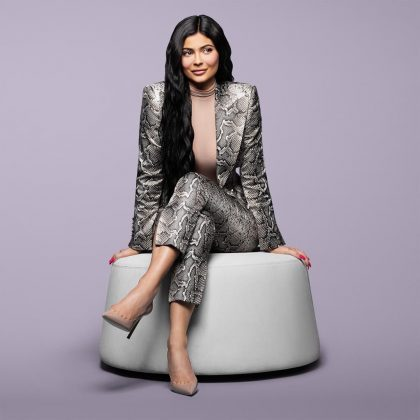 "In February 2019, Forbes named Kylie Jenner the ""youngest self-made billionaire."" (Photo: Instagram)"