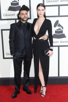 The Weeknd also happens to be Bella Hadid on-again-off-again boyfriend. (Photo: WENN)